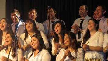 Recital cristiano estilo gospel en el Auditorio Armenia