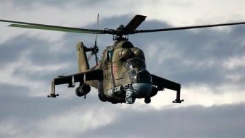 Helicóptero MI 24 de Artsaj
