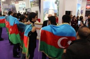 protesta  azeries