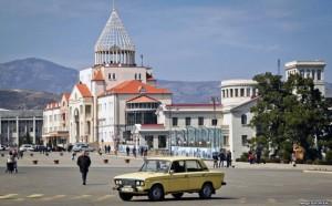 karabakh city