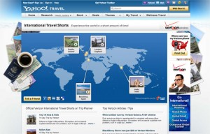Yahoo!TravelVerizon
