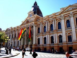 palacio del congreso nacional de bolivia