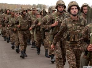 tropas karabagh