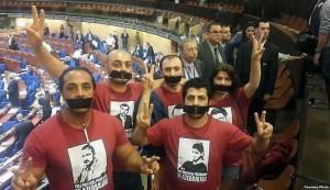 Activistas-azeríes