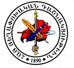 Escudo Tashnagtsutiun