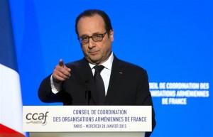 Hollande CCAF