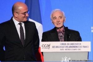 aznavour CCAF