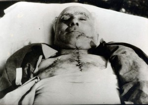 pogromo Baku 1