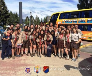 scout Uruguay