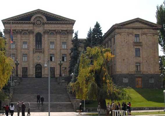 parlamento-Armenia