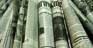 armenian-media-newspapers