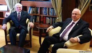nalbandian presidente israeli