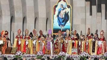 Canonización mártires