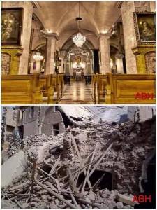 Iglesia-destruida