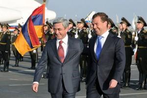 Medvedev Sarkissian