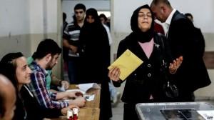 elecciones 2015 Turquia