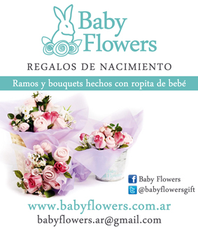 Baby Flowers: Regalos de nacimiento