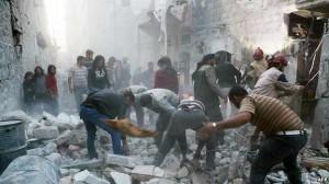 siria-bombardeo