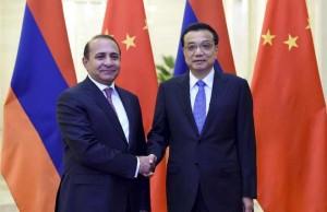 china-armenia