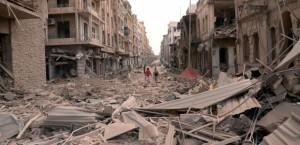 Guerra Alepo