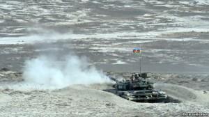 tanque azeri