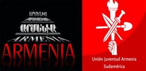 Logos UJA Armenia