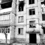 Sumgait-edificio quemado 1988