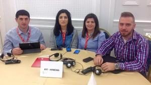 AYF-Delegation