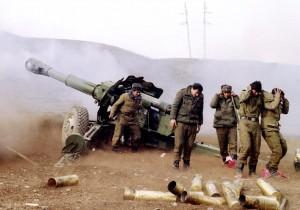 Bombardeo-azerí