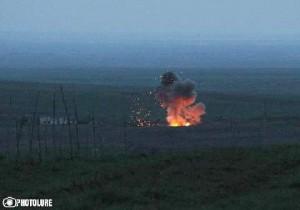 explosion-Karabagh
