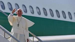 Papa Francisco viaje