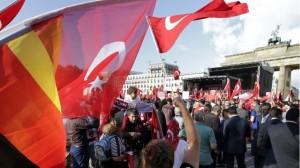 presiones turcas en alemania