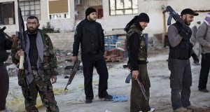 Syria rebels in Latakia: al-Qaeda's al-Nusra in, ISIS out
