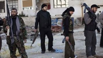 Syria rebels in Latakia: al-Qaeda's al-Nusra in, ISIS out