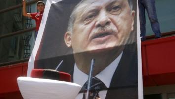LEBANON-TURKEY-POLITICS-DEMO