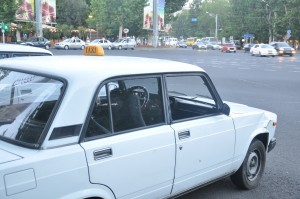 Taxi erevan