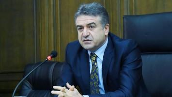 Karapetian ministro