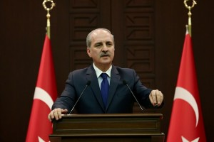 Turkish Deputy PM Numan Kurtulmus