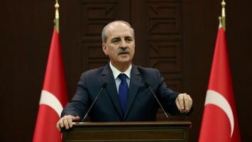 Turkish Deputy PM Numan Kurtulmus
