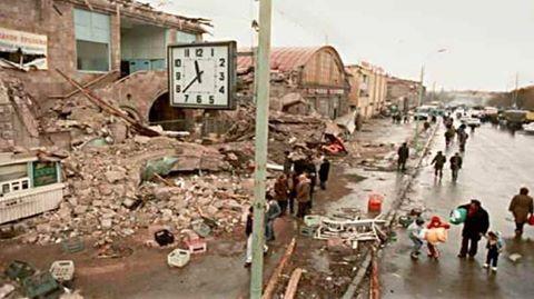 Terremoto Gyumri