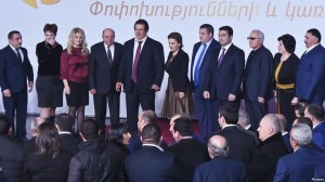 'Tsarukyan' Alliance holds a pre-election conference at the Moscow Cinema
