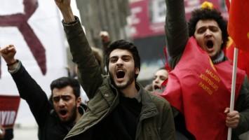 protestas contra erdogan