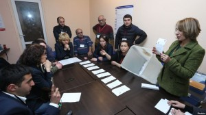 Armenian Parliamentary Elections 2017