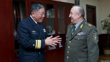 Armenia y China