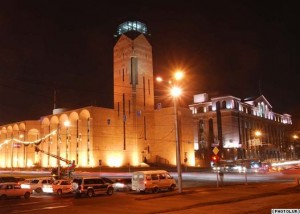 Municipalidad de erevan
