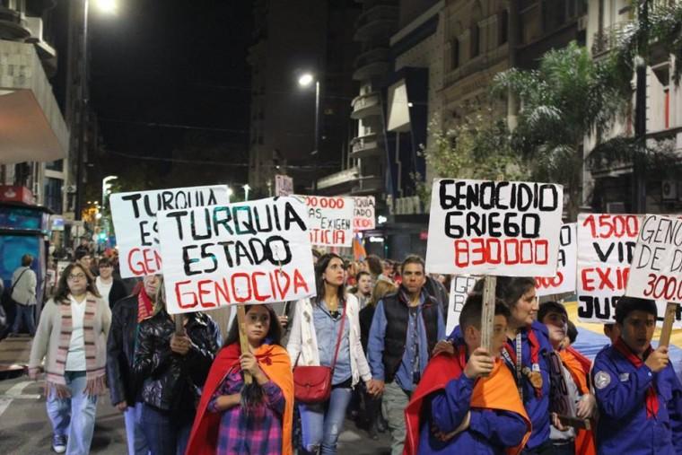 Resultado de imagen para uruguay genocidio armenio