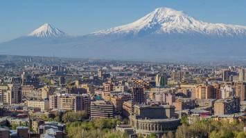 Erevan y Ararat