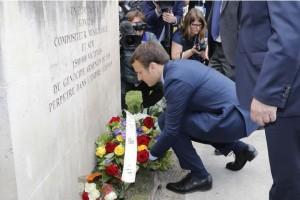 Macron 24 de abril