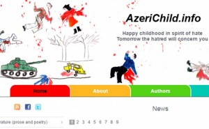 azeri child