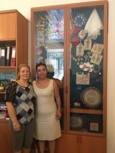 V.Avakian con la Comision Regional de Armenia 2